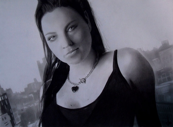 Amy Lee par danuk86